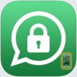 Как поставить пароль на Ватсап на айфоне