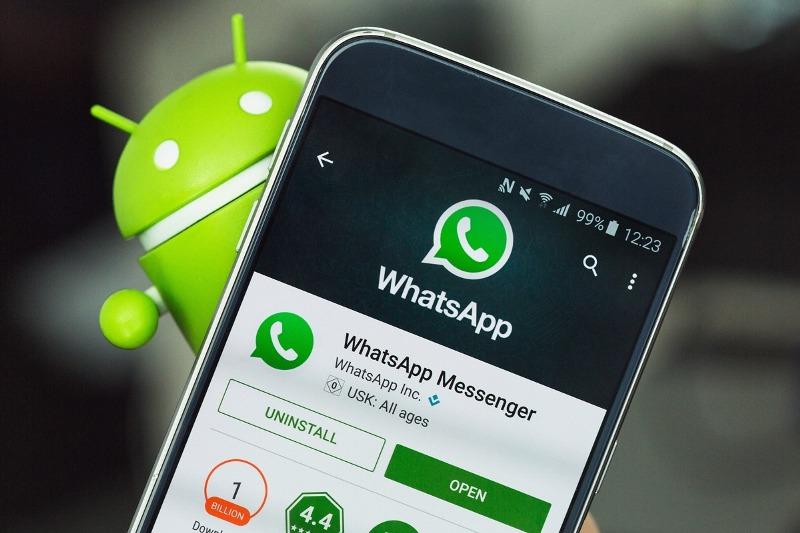 установить Ватсап бесплатно на андроид