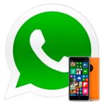 Скачать WhatsApp на Nokia Lumia бесплатно