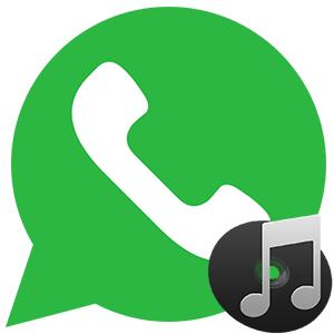 Как пересылать музыку контактам по WhatsApp