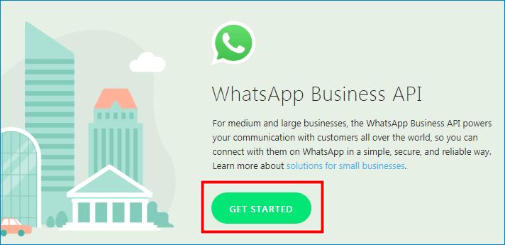 WhatsApp Business яерез браузер