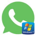 Установка WhatsApp на компьютер с Windows 7